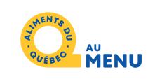 Logo Aliments du Québec Au Menu