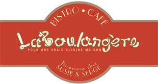 Logo Bistro La Boulangère
