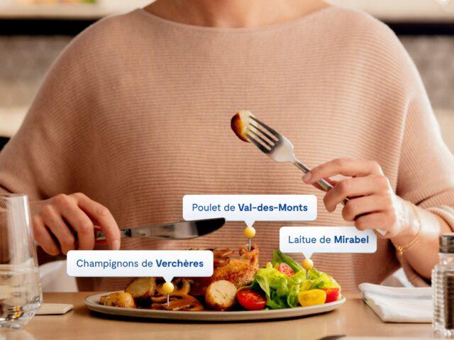 Prochaine sortie: les Aliments du Québec!